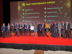 Best Performance Award 2018